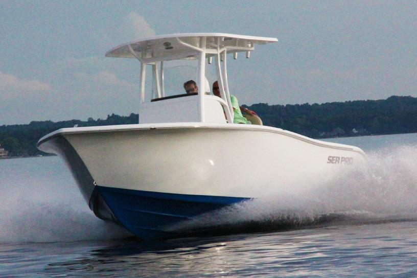 2017 Sea Pro 239 Center Console Image Thumbnail #3