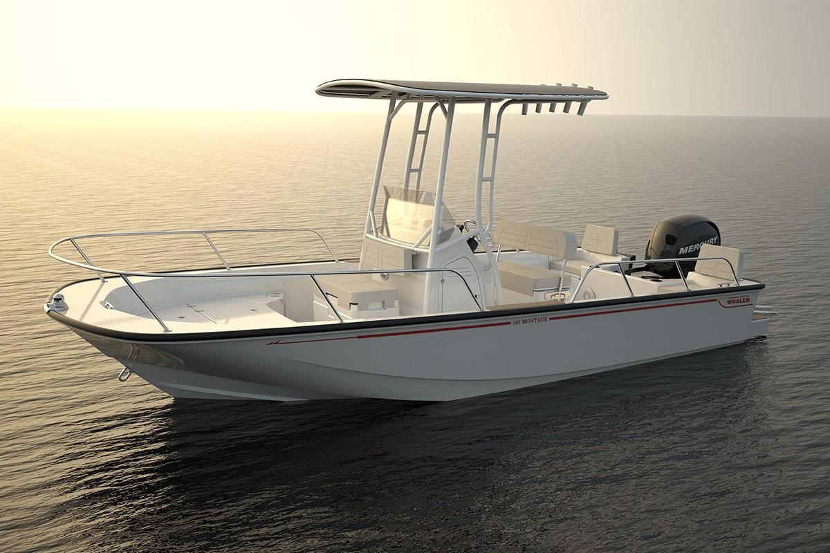 2018 Boston Whaler 190 Montauk Contact Your Local
