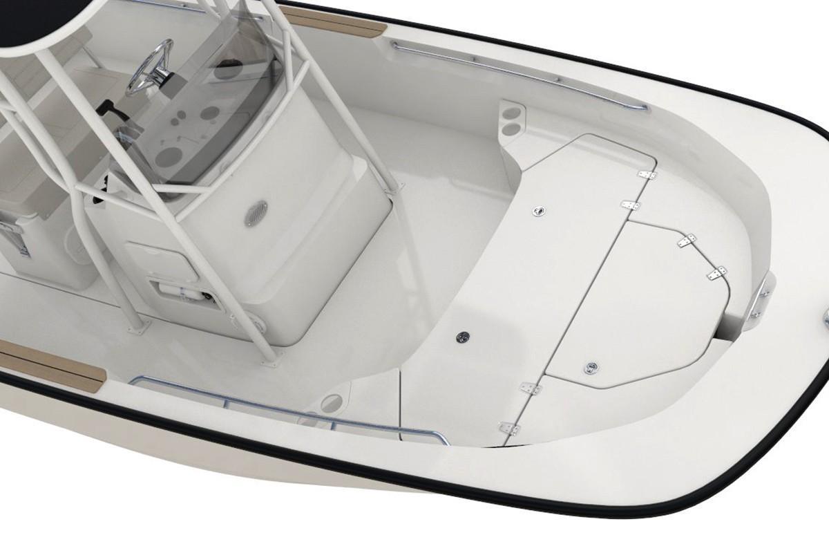 2019 Boston Whaler 190 Montauk Image Thumbnail #3
