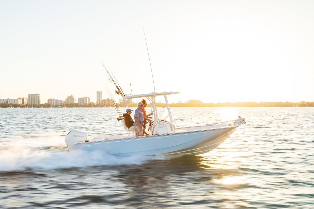 2021 Boston Whaler                                                              210 Montauk Image Thumbnail #0