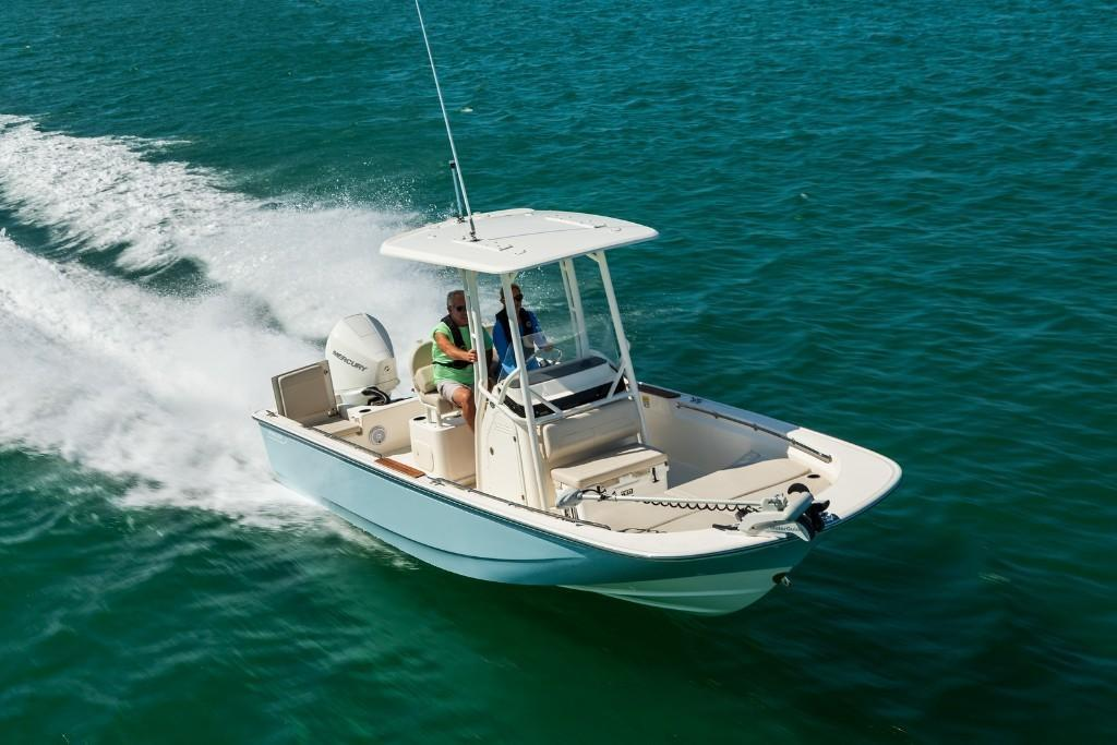 2021 Boston Whaler                                                              210 Montauk Image Thumbnail #9