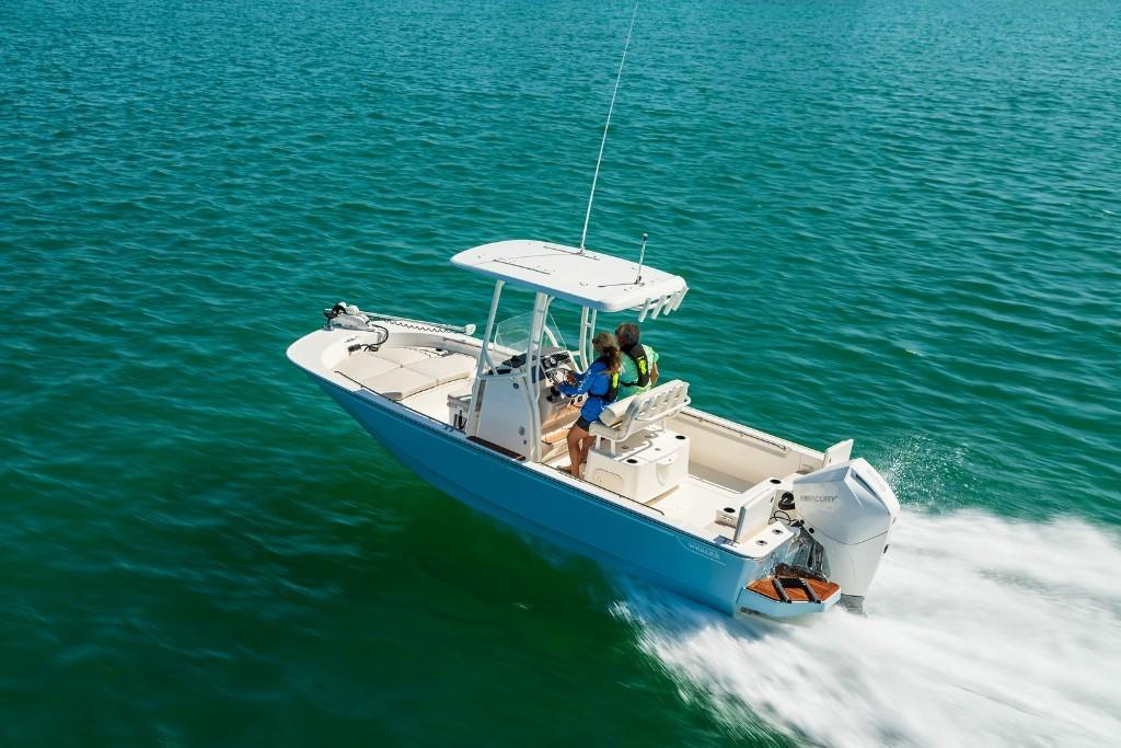 2021 Boston Whaler                                                              210 Montauk Image Thumbnail #13