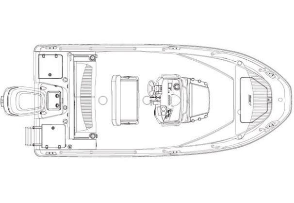 2021 Boston Whaler                                                              180 Dauntless Image Thumbnail #7