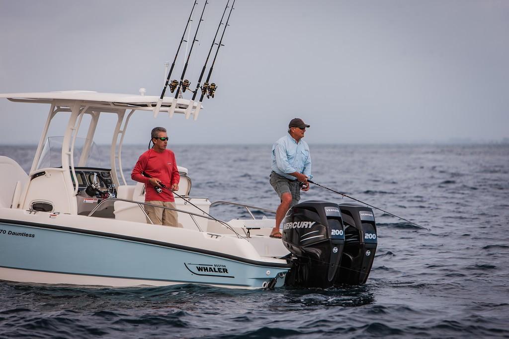 2020 Boston Whaler 270 Dauntless Image Thumbnail #6