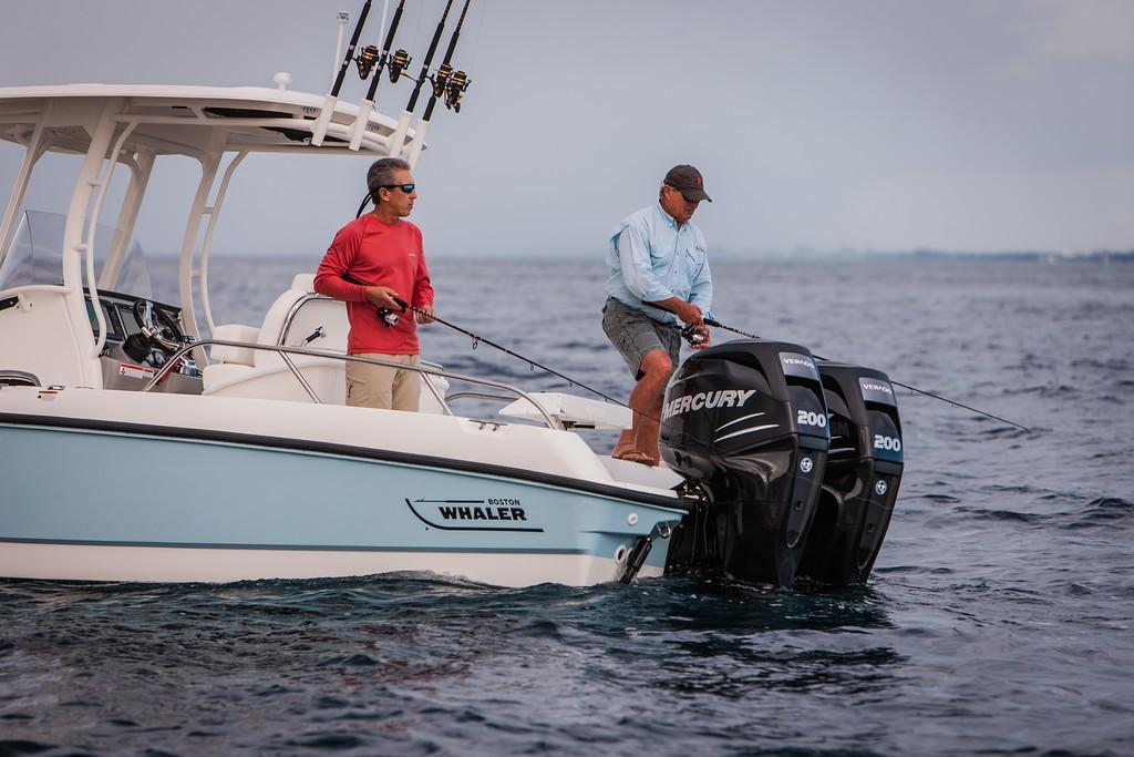 2020 Boston Whaler 270 Dauntless Image Thumbnail #7