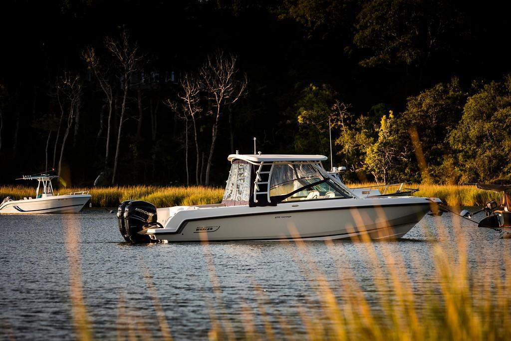 2021 Boston Whaler                                                              270 Vantage Image Thumbnail #4