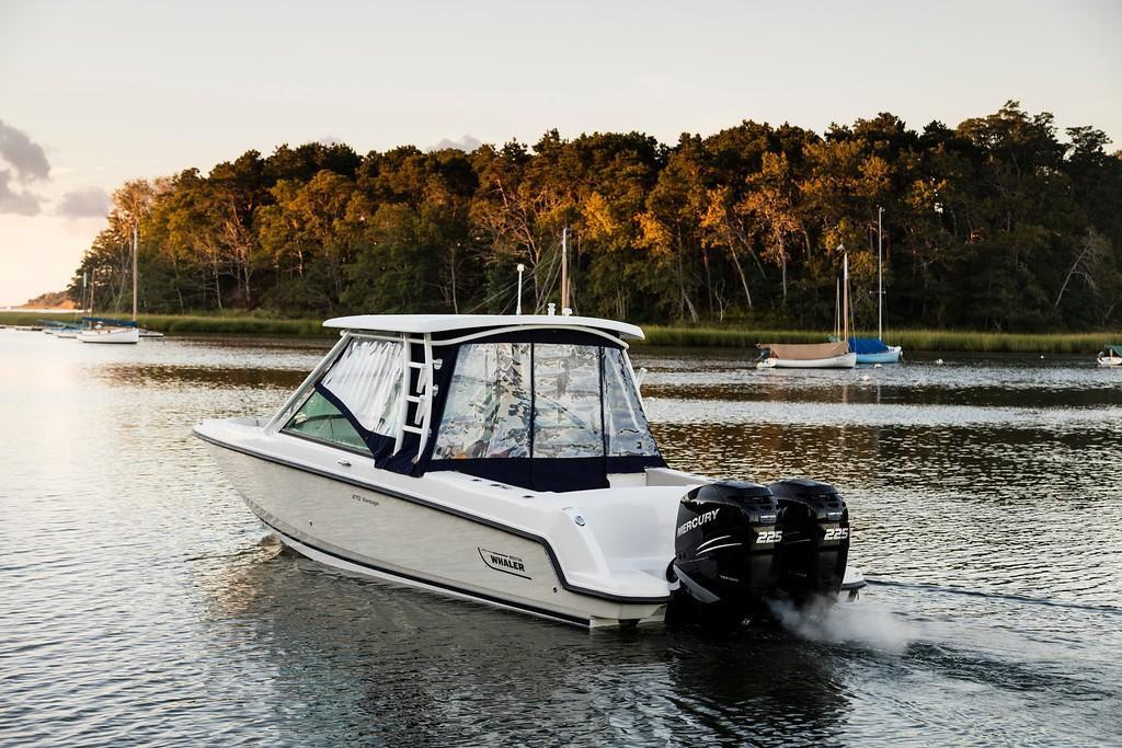 2021 Boston Whaler                                                              270 Vantage Image Thumbnail #8