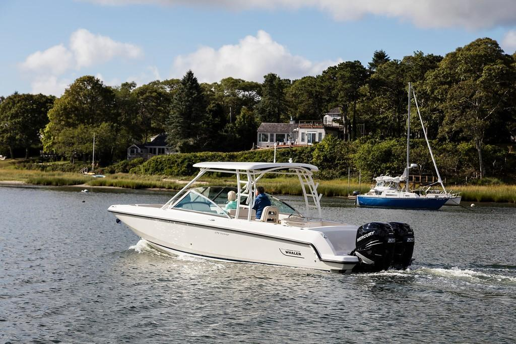 2021 Boston Whaler                                                              270 Vantage Image Thumbnail #9