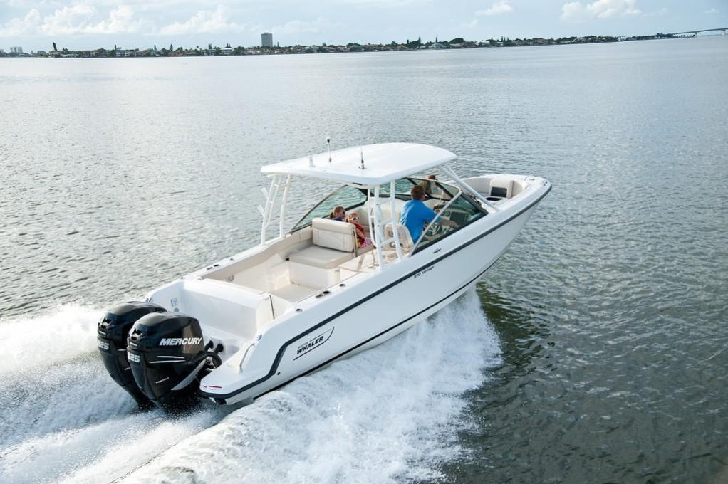 2021 Boston Whaler                                                              270 Vantage Image Thumbnail #10