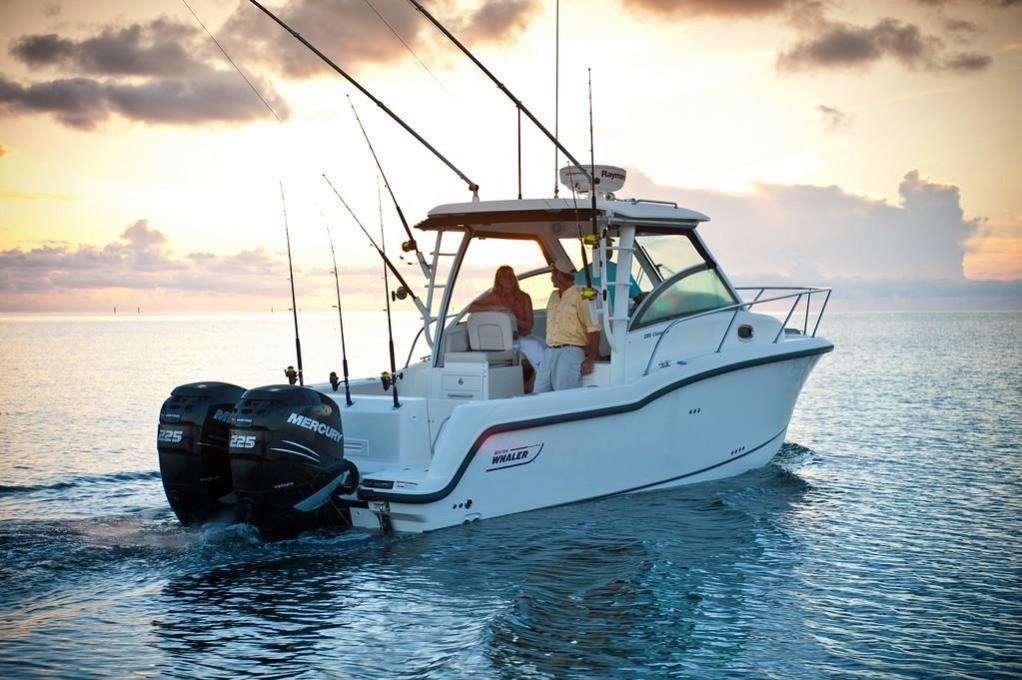 2019 Boston Whaler 285 Conquest