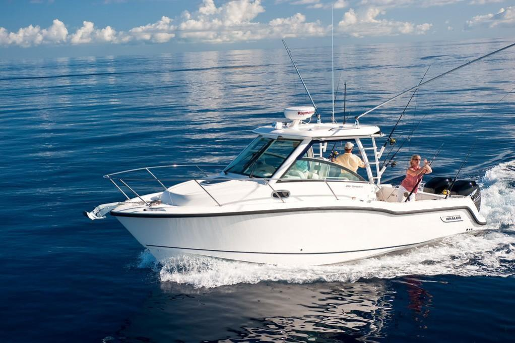 2021 Boston Whaler                                                              285 Conquest Image Thumbnail #4