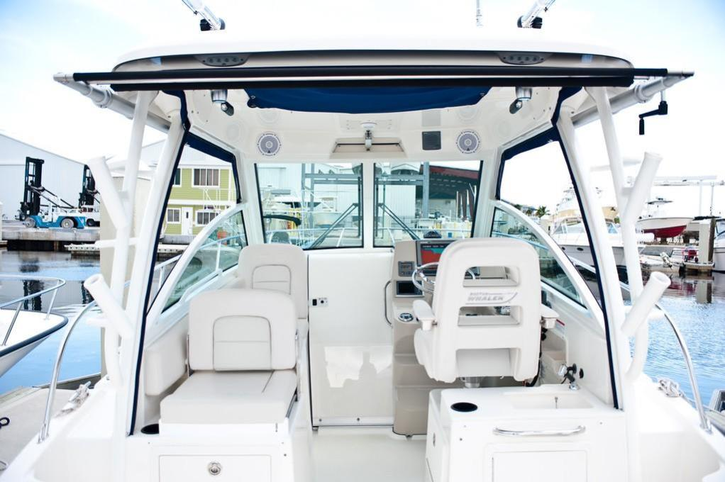 2021 Boston Whaler                                                              285 Conquest Image Thumbnail #14