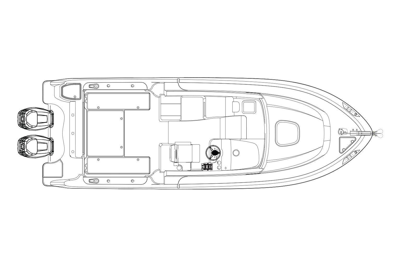 2021 Boston Whaler                                                              285 Conquest Pilothouse Image Thumbnail #14