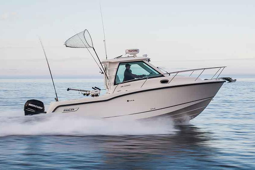 2021 Boston Whaler 285 Conquest Pilothouse