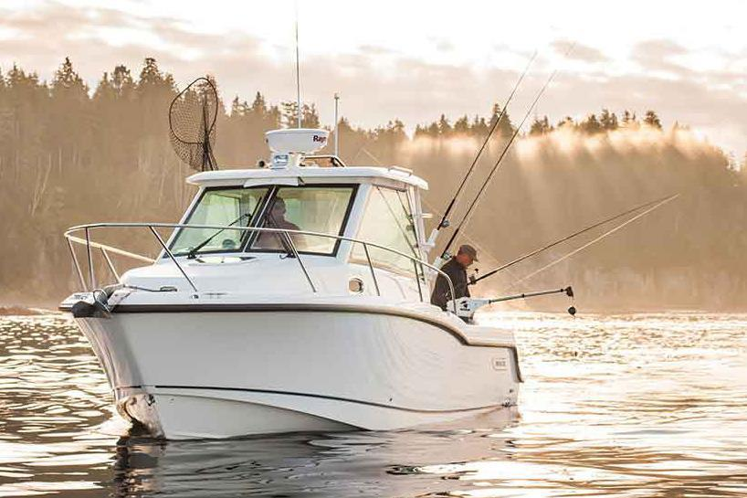Thumbnail 2 for 2021 Boston Whaler 285 Conquest Pilothouse