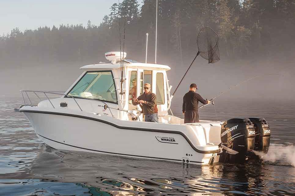 2021 Boston Whaler                                                              285 Conquest Pilothouse Image Thumbnail #4