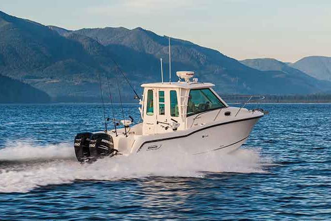 2021 Boston Whaler                                                              285 Conquest Pilothouse Image Thumbnail #5
