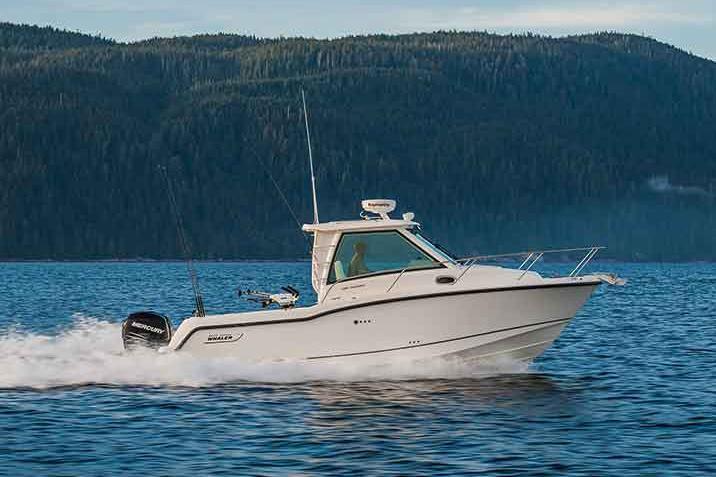 2021 Boston Whaler                                                              285 Conquest Pilothouse Image Thumbnail #6
