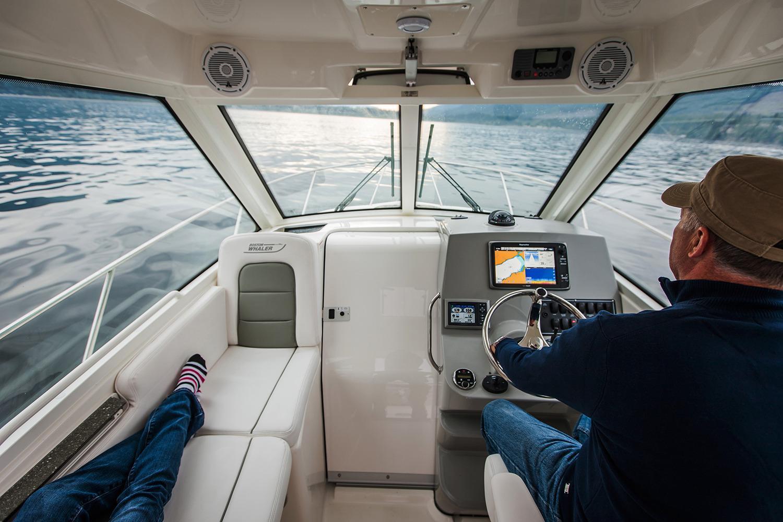 2021 Boston Whaler                                                              285 Conquest Pilothouse Image Thumbnail #7