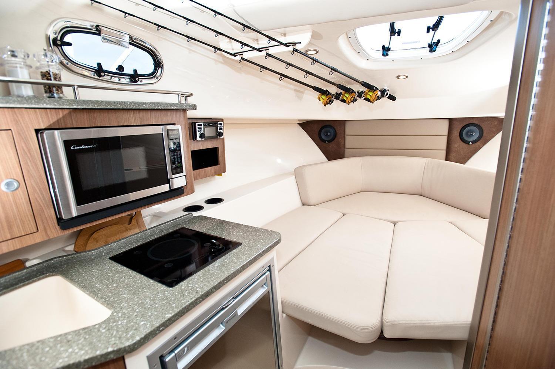 2021 Boston Whaler                                                              285 Conquest Pilothouse Image Thumbnail #11