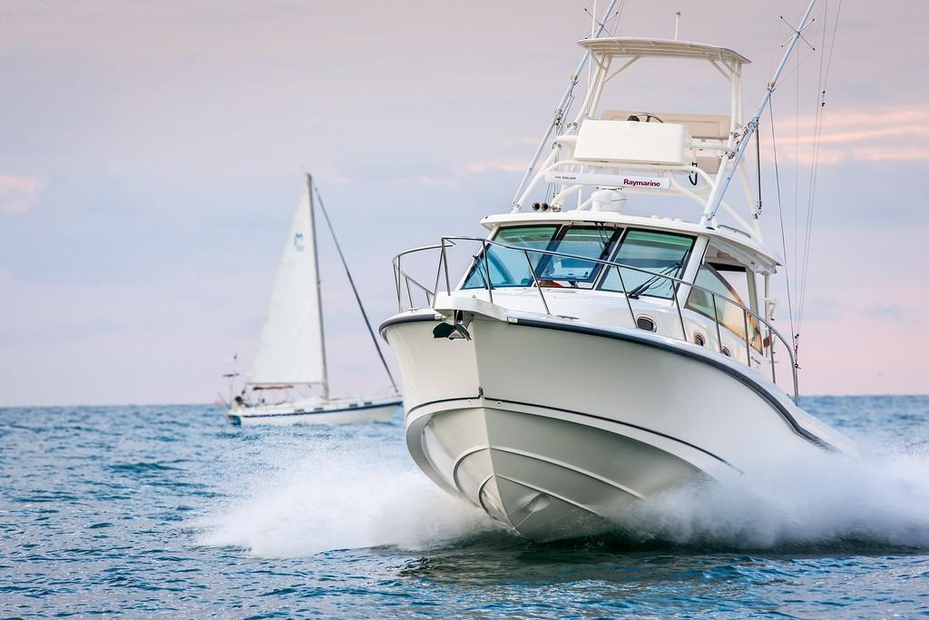 2019 Boston Whaler 345 Conquest Image Thumbnail #1