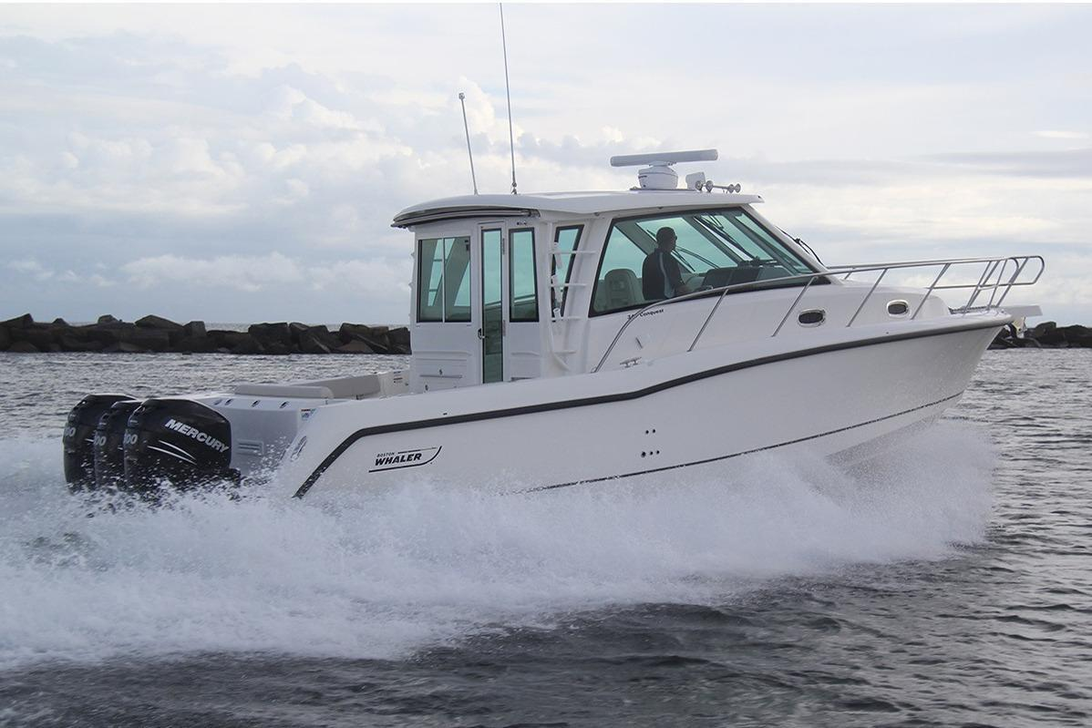 2020 Boston Whaler 345 Conquest Pilothouse Image Thumbnail #2