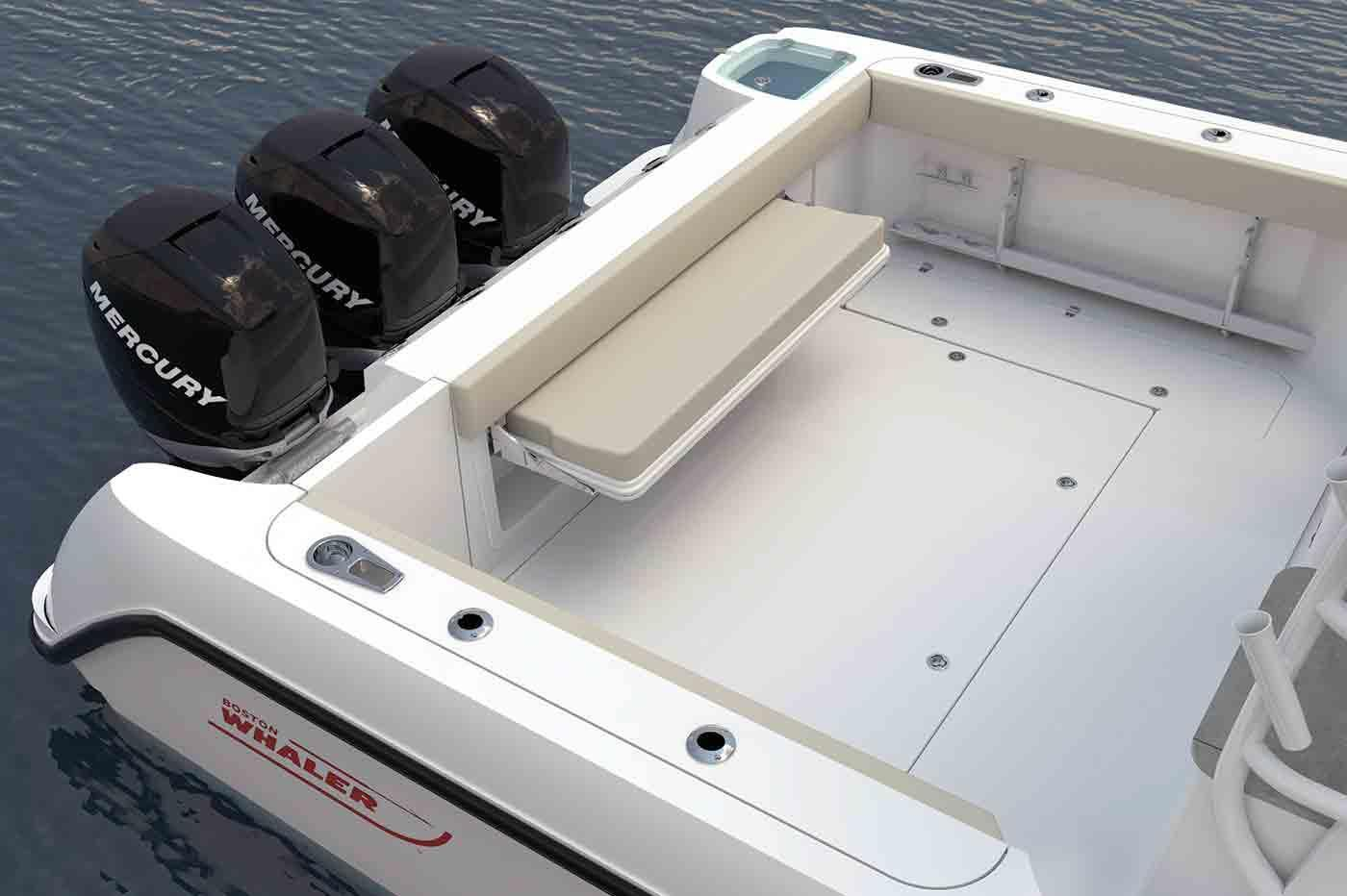 2020 Boston Whaler 345 Conquest Pilothouse Image Thumbnail #5