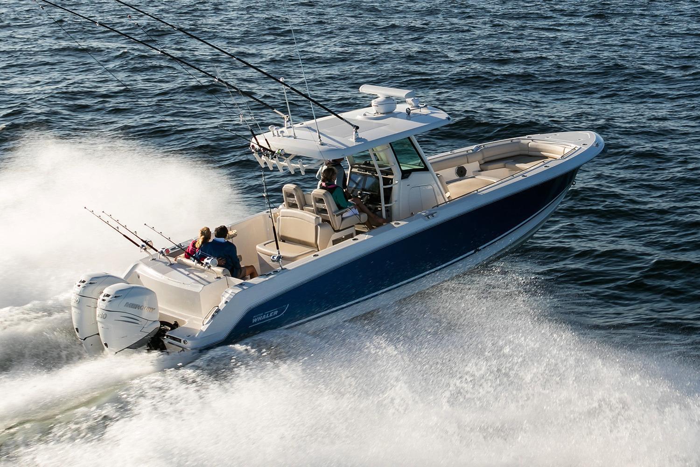 2020 Boston Whaler                                                              330 Outrage Image Thumbnail #3