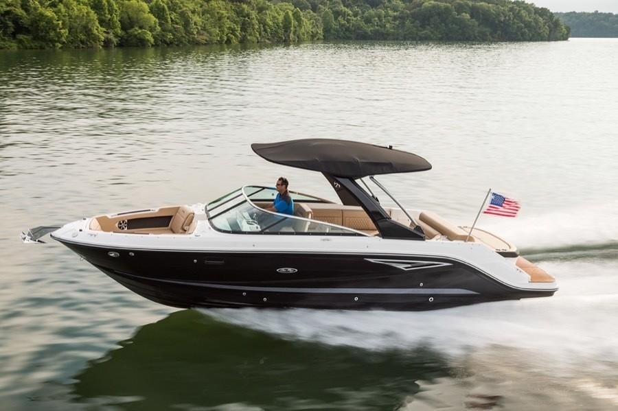 2020 Sea Ray SLX 280 Image Thumbnail #0