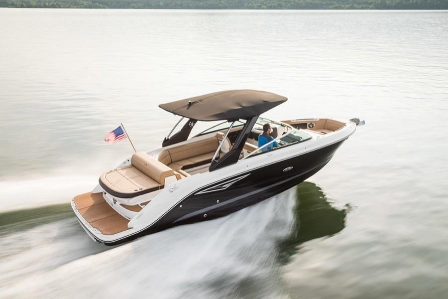 2020 Sea Ray SLX 280 Image Thumbnail #1