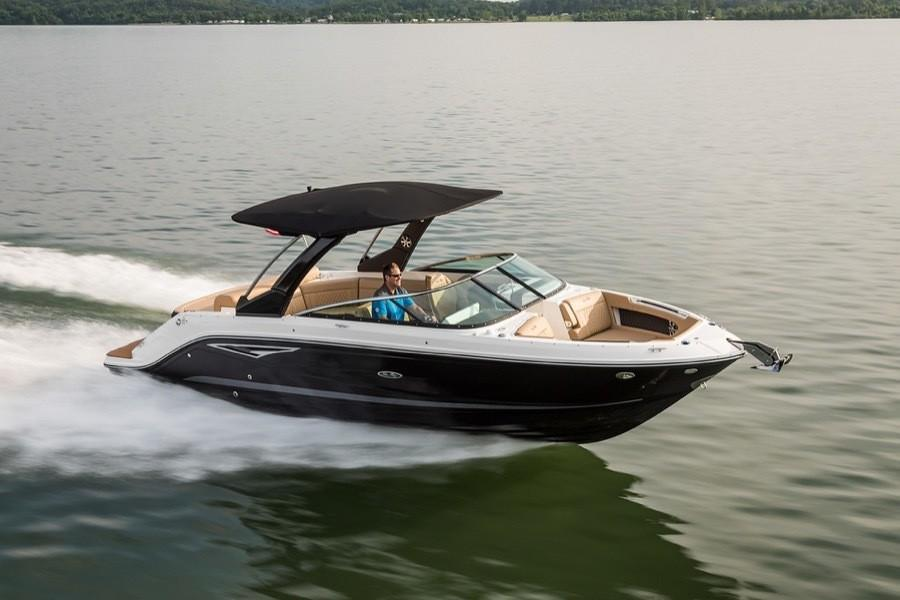 2020 Sea Ray SLX 280 Image Thumbnail #2