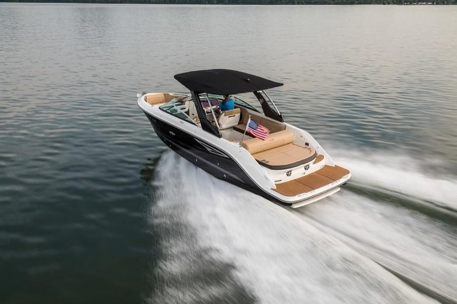 2020 Sea Ray SLX 280 Image Thumbnail #3