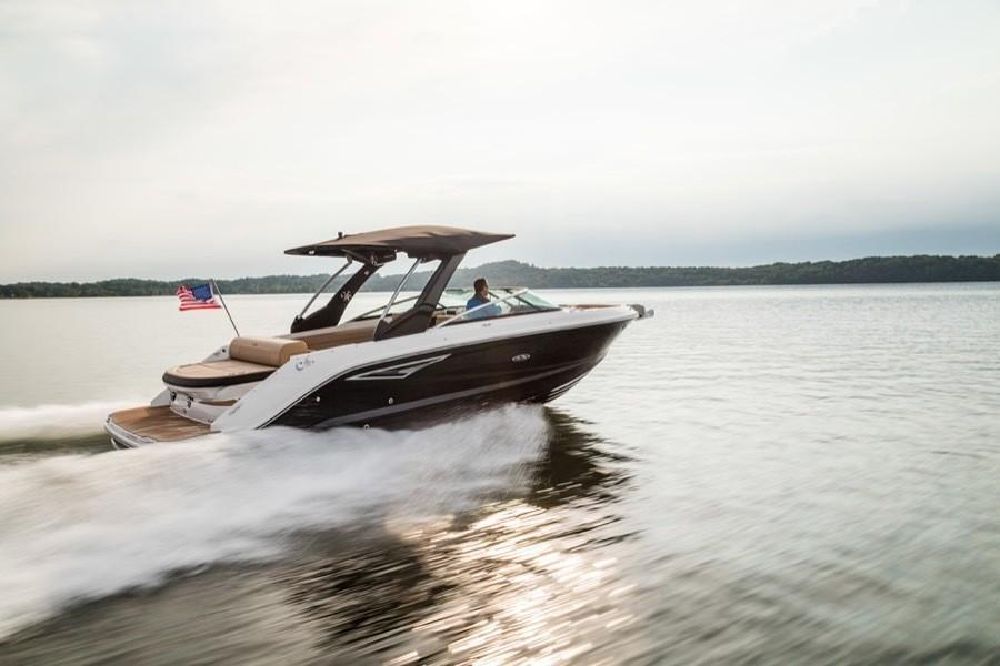 2020 Sea Ray SLX 280 Image Thumbnail #4