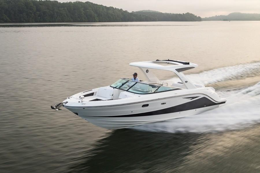 2020 Sea Ray SLX 310 Image Thumbnail #1
