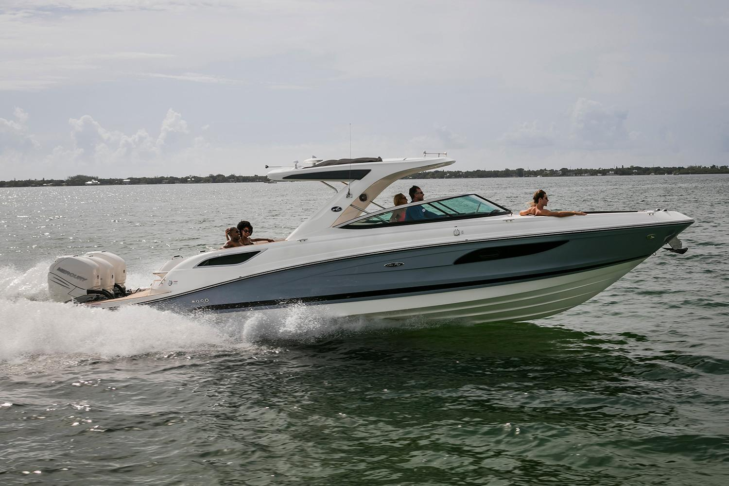 2021 Sea Ray                                                              SLX 350 OB Image Thumbnail #1