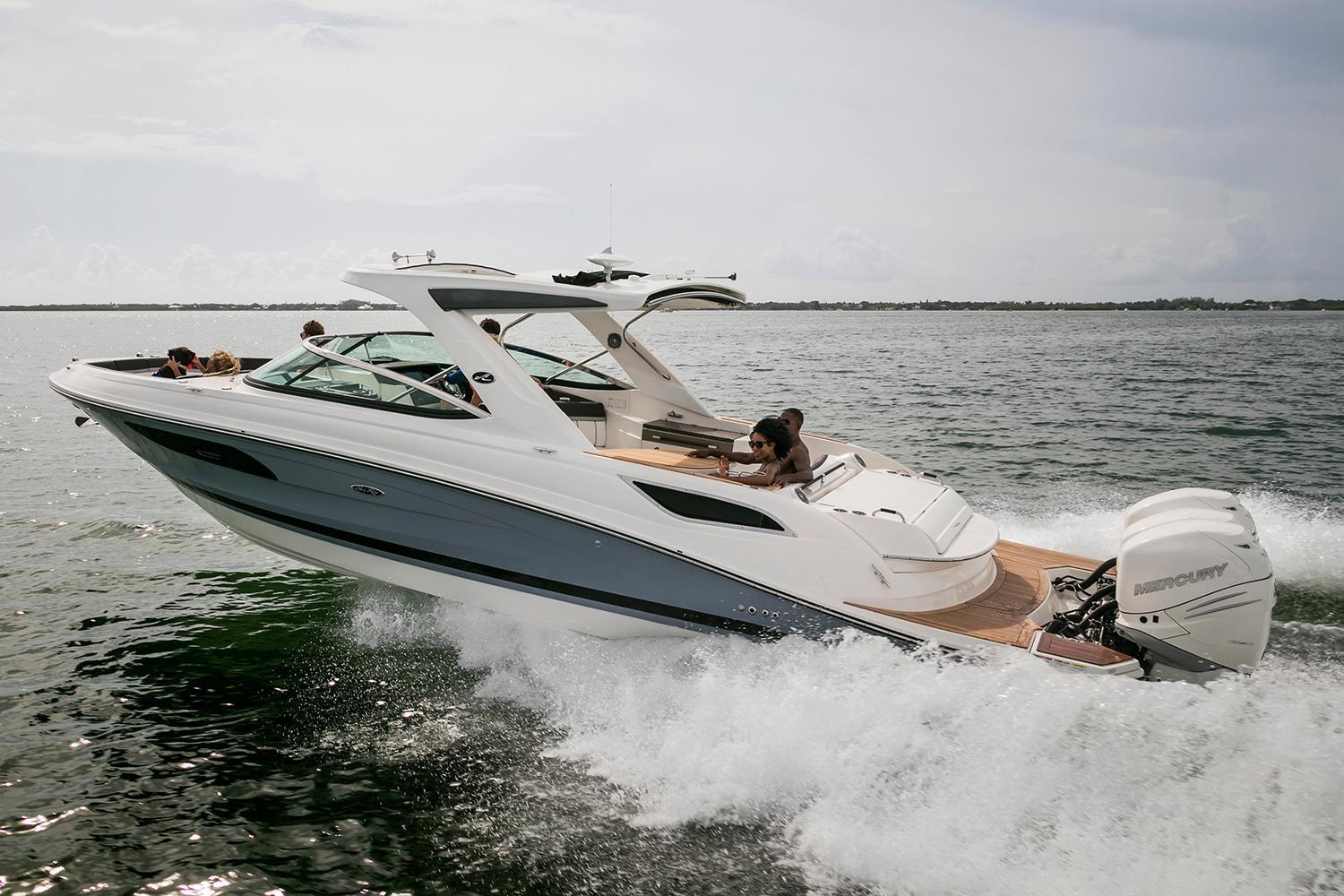 2021 Sea Ray                                                              SLX 350 OB Image Thumbnail #3