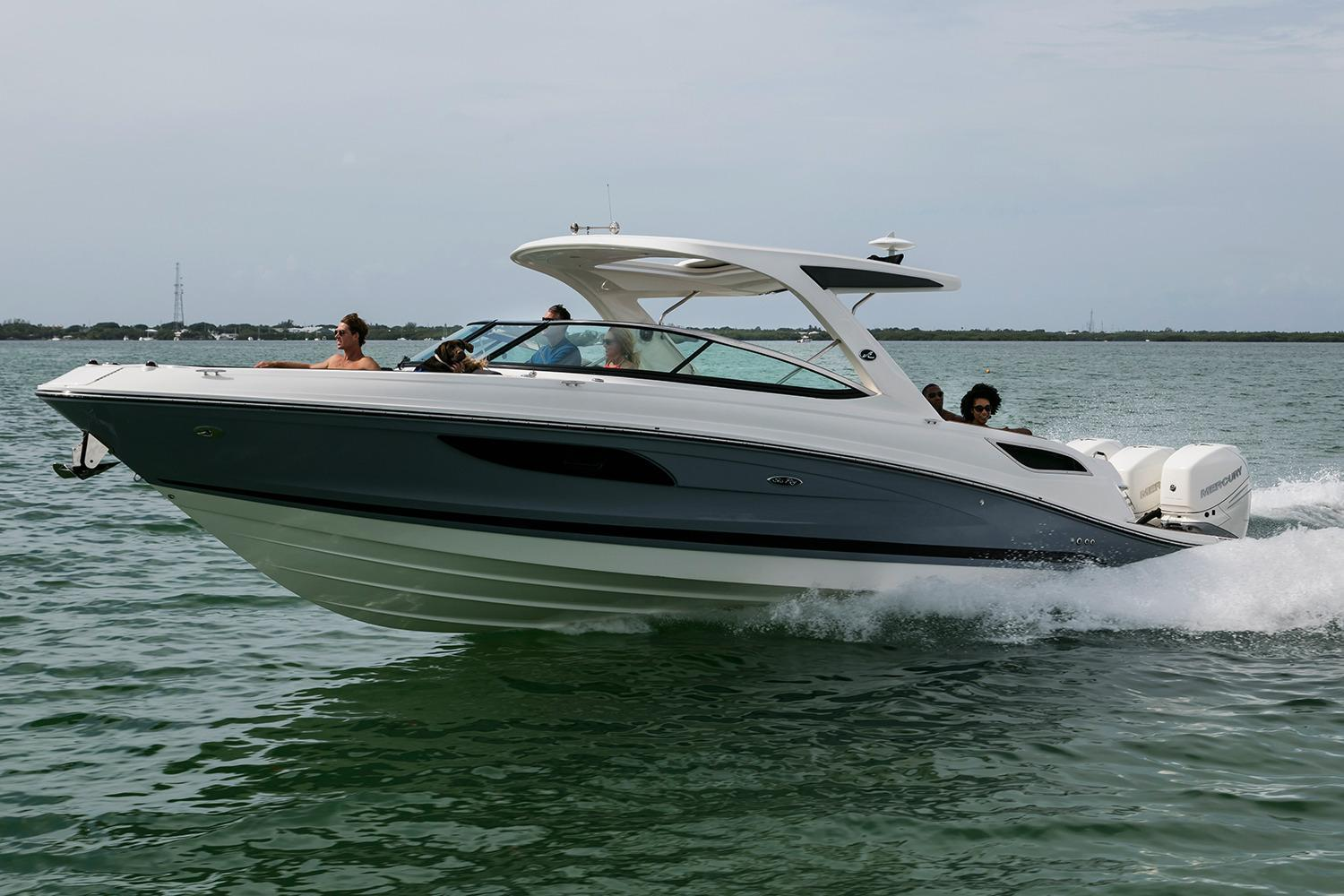 2021 Sea Ray                                                              SLX 350 OB Image Thumbnail #2
