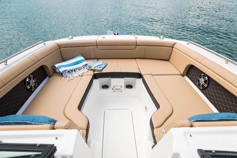 2020 Sea Ray SDX 290 Outboard Image Thumbnail #14