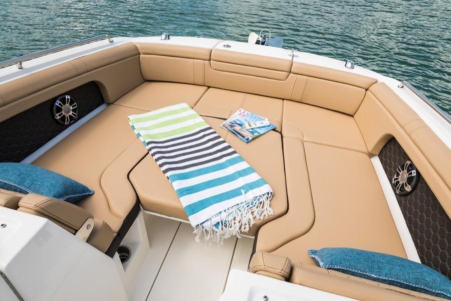 2020 Sea Ray SDX 290 Outboard Image Thumbnail #16