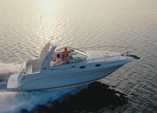 2003 Sea Ray 260 Sundancer Image Thumbnail #1