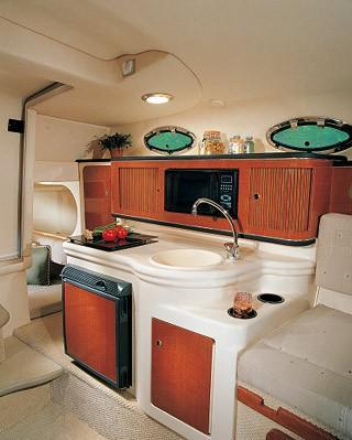 2003 Sea Ray 260 Sundancer Image Thumbnail #4