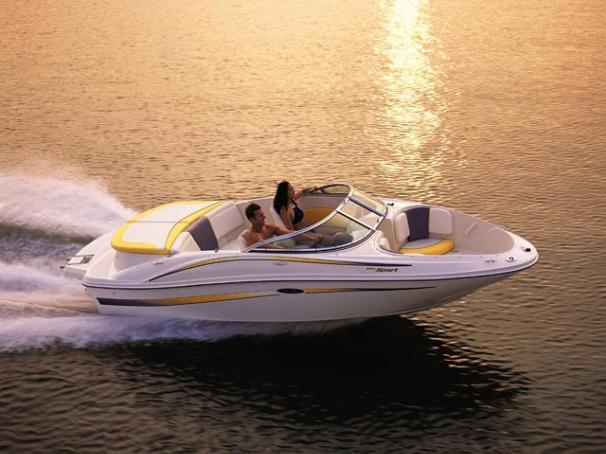 2007 Sea Ray 185 Sport Image Thumbnail #0