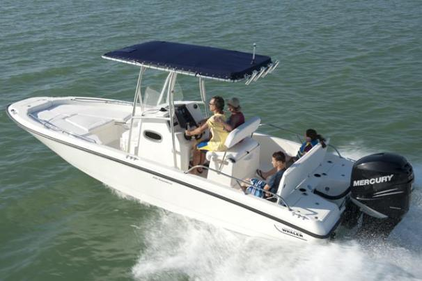 2012 Boston Whaler 230 Dauntless Image Thumbnail #1