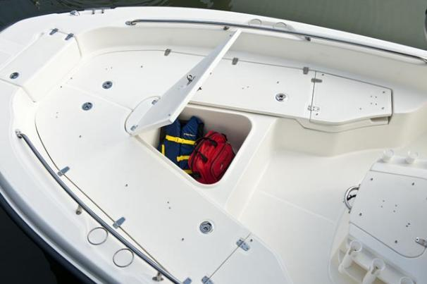 2012 Boston Whaler 230 Dauntless Image Thumbnail #4