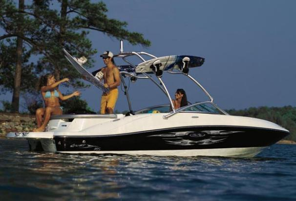 2008 Sea Ray 185 Sport Image Thumbnail #0