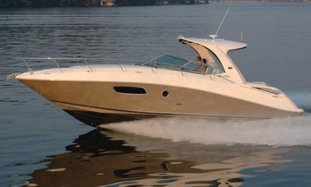 2008 Sea Ray 350 Sundancer Image Thumbnail #1