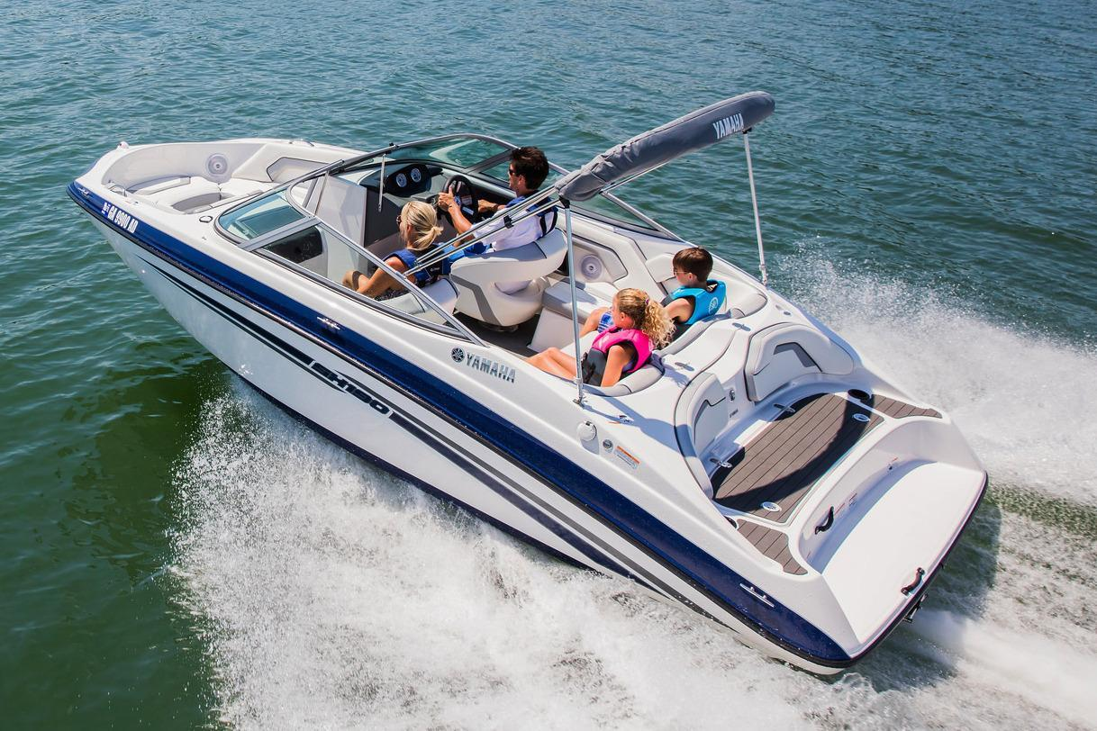 2018 Yamaha Boats Sx190 Contact Your Local Marinemax Store