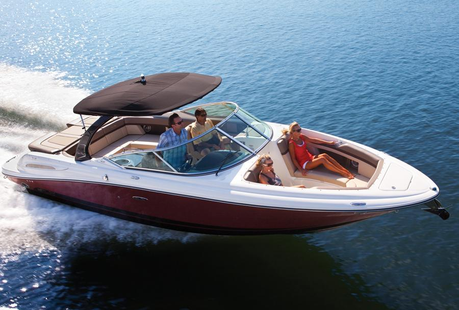 Thumbnail 1 for 2012 Sea Ray 270 SLX