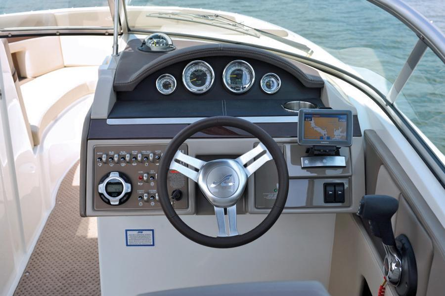 Thumbnail 4 for 2012 Sea Ray 270 SLX