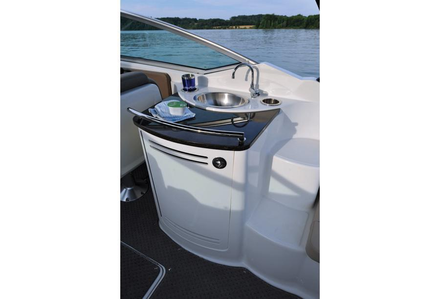 2012 Sea Ray 270 SLX Image Thumbnail #4